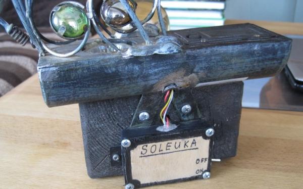 solarlampe selber bauen aussenlampe das ist mit einem. Black Bedroom Furniture Sets. Home Design Ideas